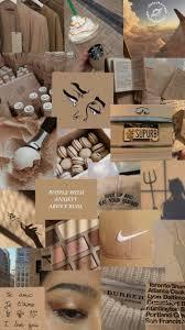 Brown Aesthetic Hintergrundbild - NawPic