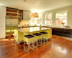 Modern Kitchen Colour Schemes Lime Green Kitchen Colour Schemes With Cool Light Fixtures And