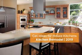 Kitchen Remodel Ideas 2019 With White Cabinets Houzz Trends Study