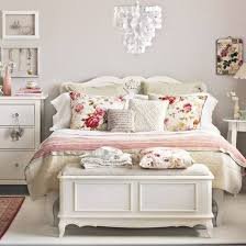 pretty bedroom It 39 s the rose print pillows the bed layers the unmatched  style yet