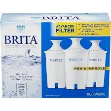 brita water filter replacement. Fine Water Brita Water Pitcher Replacement Filters White 3 Ea Throughout Filter 0