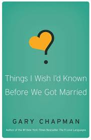 i wish iwish things i wish i d known before we got married e kitap gary d