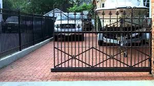 19 diy wrought iron fence installation