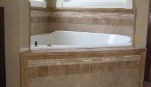 beautiful showers surrounds sitting combo whirlpool bathrooms menards large side deep soaking for tub babies