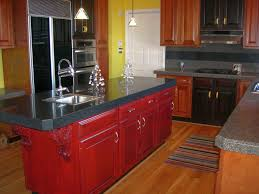 Red Cabinets In Kitchen Cabinet For Kitchen Awesome Red Lacquer Kitchen Cabinet For