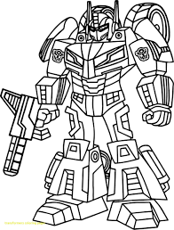 Transformers Bumblebee Coloring Pages Bumble Bee Coloring Page