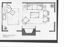 7 luxury living room floor plan layout