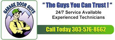 garage door guysGarage Door Repair Parker  Installation Services Company