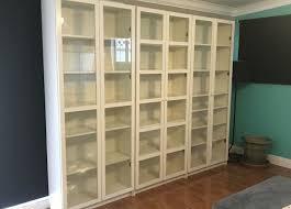 home design ikea glass door cabinet shelves vintage tunhem wall cabinets doors
