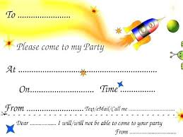 children party invitation templates wonderful birthday party invitation templates kids birthday