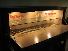 hidden bar furniture. custom made pianobar cabinet hidden bar furniture n