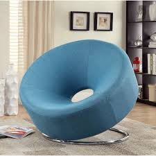 Papasan Chair In Living Room Ornate Single Papasan Chair With Round Shaped Patterned Cushion