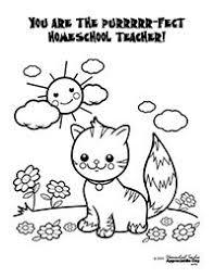 Free Homeschool Teacher Appreciation Coloring Pages Homeschool