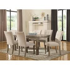 grey dining room set wayfair