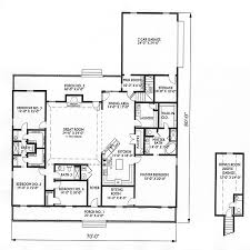 Page 4 Of 107 Country House Plans The House Plan Shop Low Country Country Floor Plans