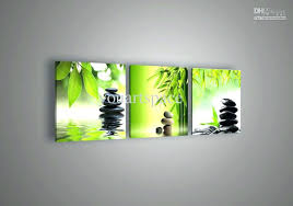 botanical metal wall art green wall art wall art picture botanical green picture oil painting on