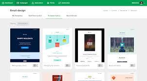 Ezine Design Software Email Newsletter Templates Mailerlite