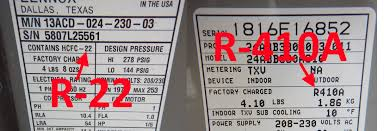 35 ton ac unit cost. Simple Cost Itu0027ll Clearly Tell You Which Type Of Refrigerant The Unit Uses The Newer  Is R410A And Older That Iu0027ve Been Talking About R22  Inside 35 Ton Ac Unit Cost