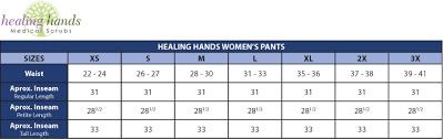 Uniform Advantage Size Chart Healing Hands Scrubs Blue Label Mens Dylan Cargo Pants