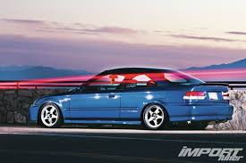 1999 Honda Civic Si (EM1) - Import Tuner Magazine