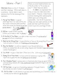idioms ebook
