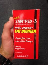 zantrex 3 red bottle review
