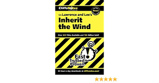 Cliffsnotes Inherit Wind Amazon Co Uk Suzanne Pavlos