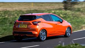 Nissan Micra diesel (2017) review by CAR Magazine