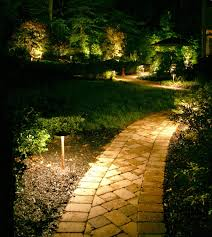 pathway lighting ideas. Use Small Solar-powered Lights To Make A Safe Path Your Entryway. Pathway Lighting Ideas W