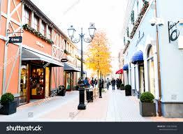 Designer Outlet Roermond Address Roermondnetherland November16 2018 Outdoor Environment