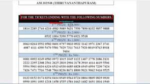 30 10 2019 Akshaya Ak 417 Lottery Result Today Kerala Lottery Result Today 30 10 2019 Mkts Chart