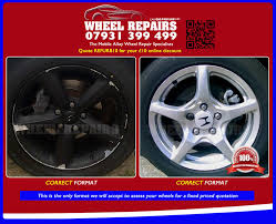 how much does it cost to repair alloy wheels