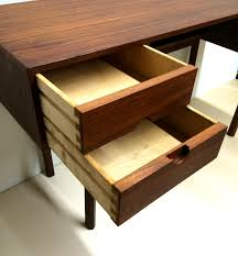 historic modern wood furniture. Danish Vanity Left Drawer Historic Modern Wood Furniture M