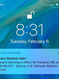 The quake triggered tsunami warnings for south alaska, the alaska peninsula and the aleutian islands. Botched Tsunami Warning Test Sparks Weather War Of Words