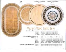 stone patio table top replacement astonishing tops round wood plans pallet livhawaii decorating ideas 10