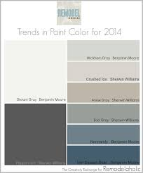Remodelaholic | Trends in Paint Colors for 2014
