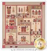 Christmas Quilt Patterns & Kits | Shabby Fabrics & A Woodland Christmas Pattern Adamdwight.com