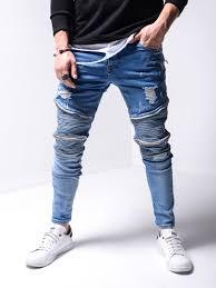 Rider Jeans Zipper Details 4464