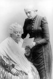 the revolution  elizabeth cady stanton and susan b anthony