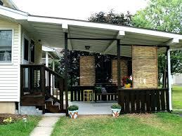 diy patio screen outdoor diy aluminum screen porch kits
