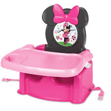 minnie mouse dream festival booster seat from the first years disney baby