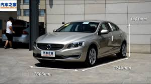 2018 volvo s60 interior. modren 2018 all new 2018 volvo s60l t5 interior and exterior inside volvo s60 interior