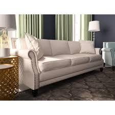Wayfair Living Room Furniture Sofas You39ll Love Wayfair And Living Room Design Also Nailhead