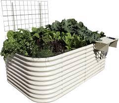 raised garden vegetable garden raised beds