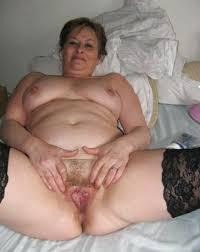 Amateur granny pic