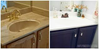 Img 3497c Countertop Painted Bathroom Countertops Painting A