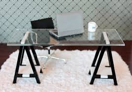 miniature modern furniture. iinspired series ikea vikaesque desk modern dollhouse miniature furniture