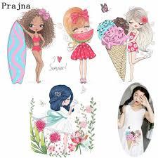 <b>Prajna</b> Ballerina <b>Girl</b> Thermal Transfer for <b>Clothing</b> Shirts Printed ...