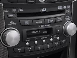 2007 Acura TL Radio Interior Photo | Automotive.com