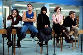 gave the breakfast club a lukewarm review in   gave the breakfast club a lukewarm review in 1985